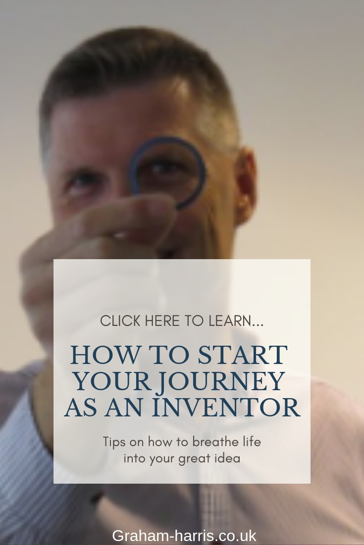 Click here to find out how to start your journey as an inventor and breathe life into your great idea.