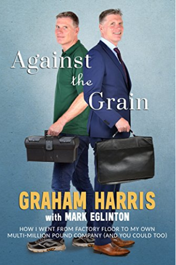 Click here to get your copy of Against The Grain by Graham Harris, an inspirational story for inventors and those wishing to get an idea to market.